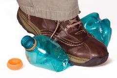 любимчик жидкости бутылки Стоковые Фотографии RF