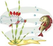 Любимчик-рыбы Стоковое фото RF