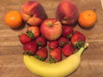 Любимые плодоовощи Стоковое Фото