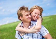любить пар Стоковая Фотография RF
