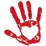 любить руки Стоковые Изображения