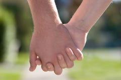 любить рук Стоковая Фотография RF
