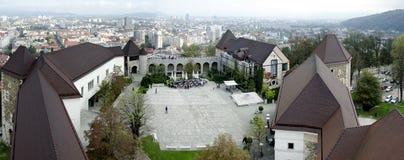 Любляна, Словения Стоковое Изображение RF