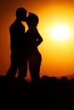 любовная история Стоковые Изображения