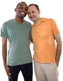 Любовники гомосексуалиста Стоковые Изображения RF