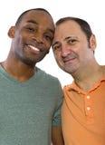 Любовники гомосексуалиста Стоковое Изображение