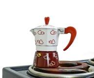 Любовники кофе Стоковые Фотографии RF