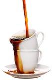 любовники кофе Стоковое Изображение RF