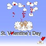 Любовники овец Стоковая Фотография