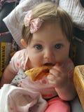 Любовник пиццы стоковая фотография