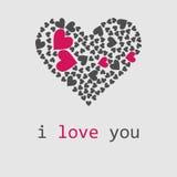 Любовь также вектор иллюстрации притяжки corel Стоковое фото RF
