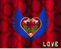 Любовь иллюстрация вектора