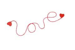 Любовь Стоковые Изображения RF