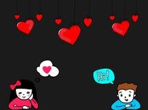 Любовь Стоковое Изображение RF