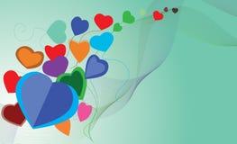 3 Любовь Стоковые Фотографии RF
