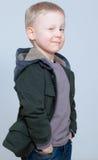 любознательний малыш Стоковое фото RF