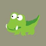 любознательное gator Стоковое Изображение RF