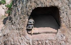Любознательное meerkat 2 Стоковое фото RF