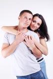 Любящие пары Стоковое Фото