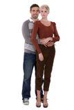 Любящие пары Стоковая Фотография RF