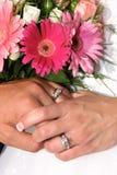 Любящие руки Стоковое Фото