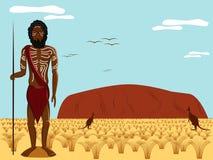 люди Австралии Стоковое фото RF