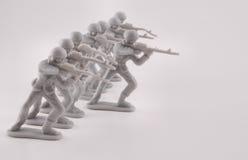 люди армии Стоковая Фотография RF
