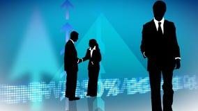 люди бизнес-группы показывая сыгранность Стоковые Фото