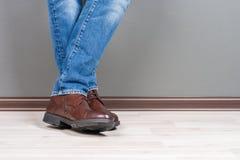 Люди ботинок стоковое фото rf