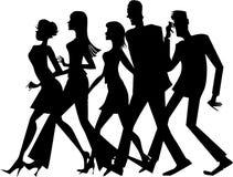 люди группы Стоковая Фотография RF