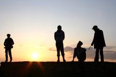 люди группы Стоковые Фото