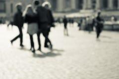 люди движения Стоковое Изображение