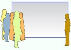 люди дела Стоковое фото RF