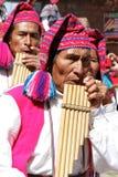 Люди играя трубы лотка стоковые изображения rf