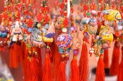люди китайца искусства Стоковое Изображение
