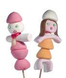 люди конфеты Стоковые Фотографии RF