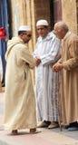 люди Марокко стоковая фотография