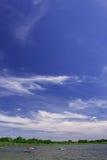 люди озера Стоковые Фотографии RF