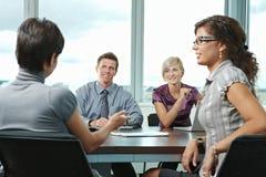 люди офиса деловой встречи стоковые изображения rf