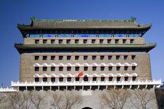 люди Пекин qian Стоковое фото RF