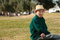люди старшие Стоковые Фотографии RF