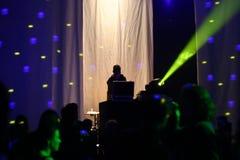люди танцы Стоковое Фото