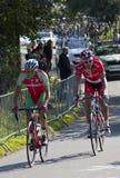 люди элиты чемпионата участвуют в гонке мир uci дороги Стоковая Фотография RF