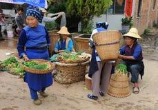 Люди этнического меньшинства стоковое фото rf
