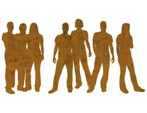 люди Стоковые Фотографии RF