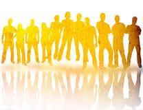 люди Стоковая Фотография RF