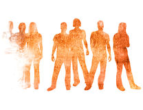 люди Стоковое фото RF