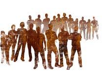 люди Стоковое Изображение RF