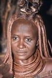 Люди Himba стоковое фото