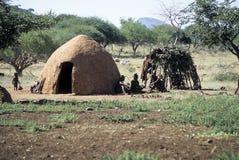 Люди Himba стоковая фотография